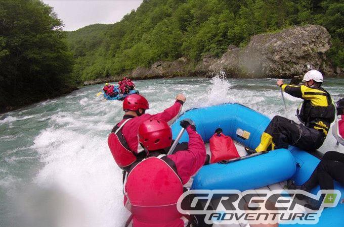 Vacanta de aventura in Bosnia si Muntenegru (3 – 9 august 2014)