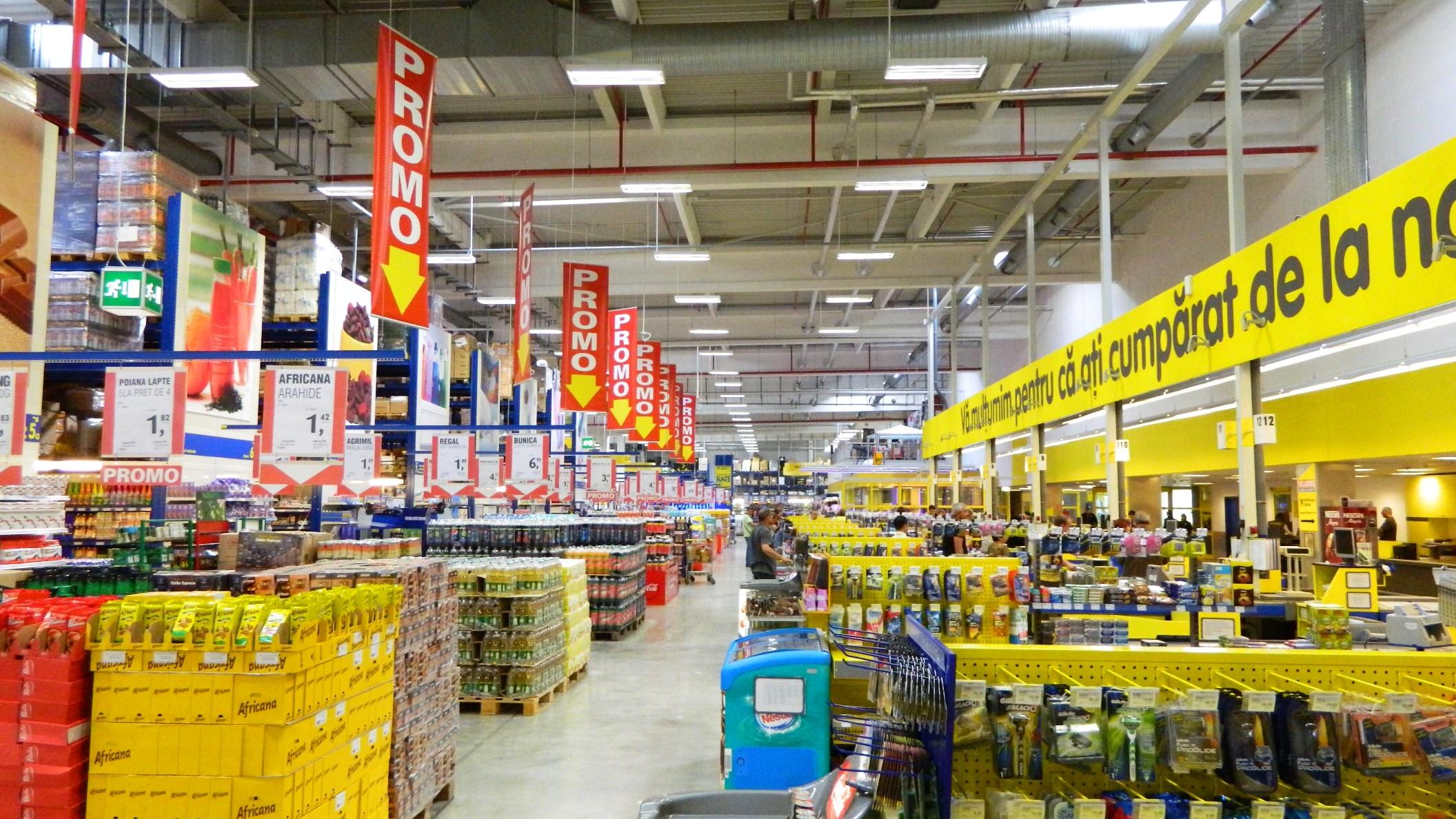 Selgros vinde online prin MegaMarket.ro