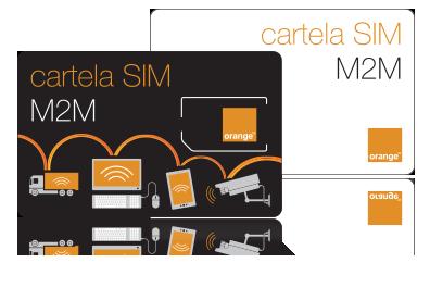 Orange lanseaza platforma M2M Control