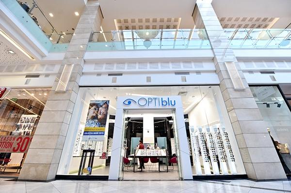 Lista magazinelor de optica medicala OPTIblu din tara