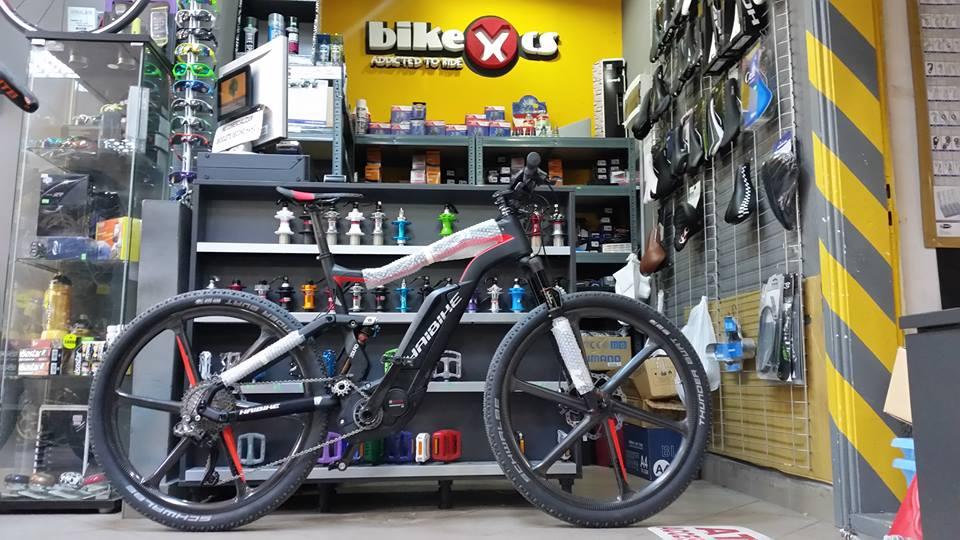 BikeXCS a vandut una dintre cele mai scumpe biciclete de pe piata