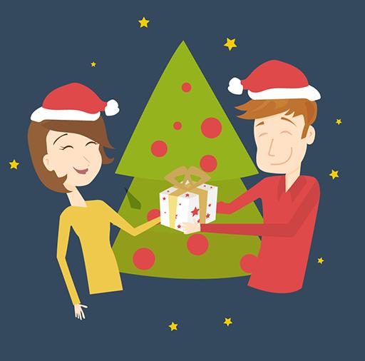 Cadouri inedite pentru angajatii firmei si pentru partenerii de afaceri