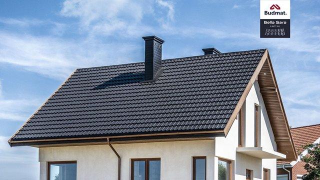 (P) Ce tigla sa alegi pentru a obtine un acoperis in 2 ape modern si rezistent