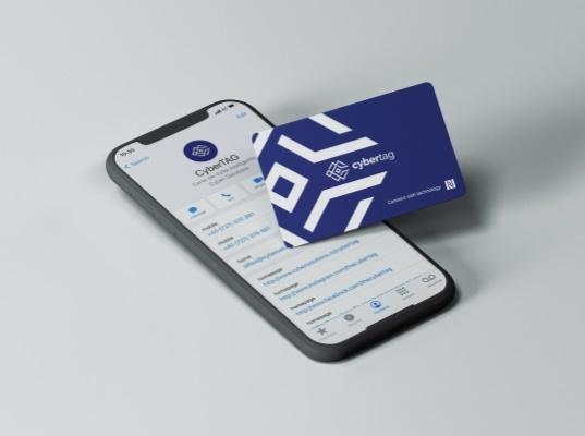 20% reducere la CyberTAG – Cartea de vizita smart cu NFC ce te duce in viitor