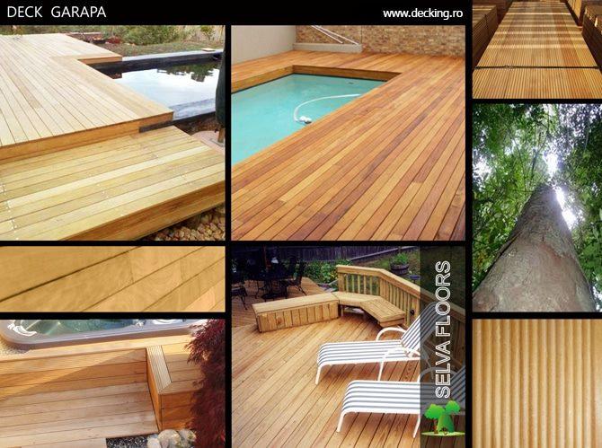 (P) 5 motive pentru care ar trebui sa optezi pentru un deck din lemn exotic!