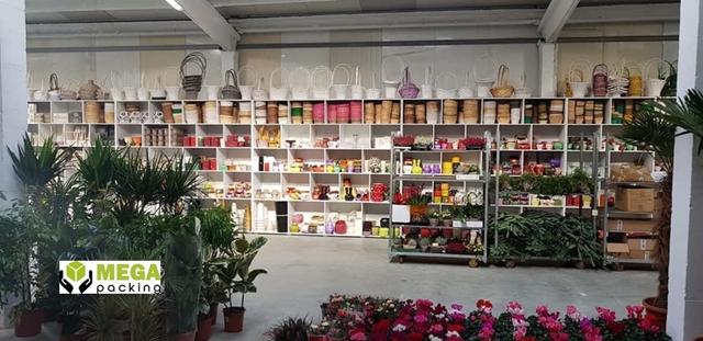 (P) Profita de reducerile periodice ale magazinului online de ambalaje florale MegaPacking.ro!