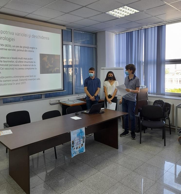 Romania participa la olimpiada internationala EUCYS 21 cu trei echipe de cercetare, dintre care doua sunt din cadrul Centrului Alexandru Proca