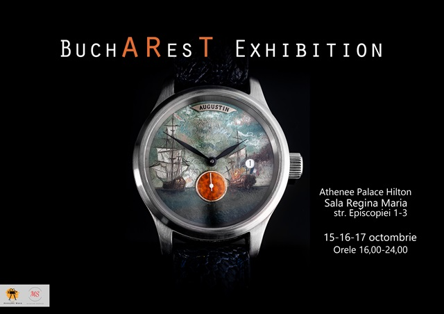 Bucharest Art Exhibition 2021: Bijuterie contemporana, pictura, sculptura, fotografie si design vestimentar